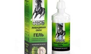 Гель «Лошадиная сила» — лошадиные дозы здоровья и красоты?