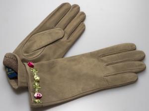 поход: замшевые перчатки способы чистки