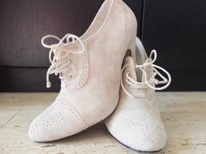 Как мыть замшевую обувь