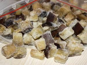 Как заморозить баклажаны на зиму