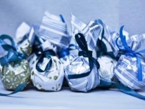 Новогодние подарки своими руками из бумаги