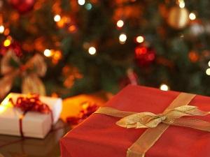 Подарки на Новый Год родственникам