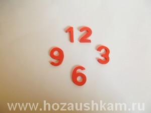 Часы из пластинки фото 4